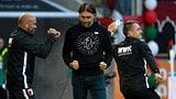 Schmidts Augsburg knöpft den Bayern Punkte ab (Artikel enthält Audio)