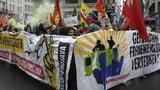 Mehrere Hundert an Demonstration in Basel (Artikel enthält Audio)