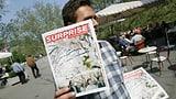 Strassenmagazin Surprise wieder auf Basler Strassen erhältlich (Artikel enthält Audio)