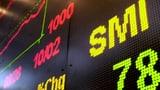 SMI knackt die 10'000-Punkte-Marke (Artikel enthält Video)