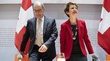 Guy Parmelin wird Wirtschaftsminister