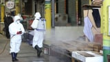 Infektionen und Todesfälle steigen weiter an (Artikel enthält Video)