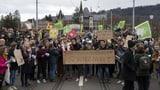 Demonstranten haben Angst vor hohen Kosten (Artikel enthält Audio)