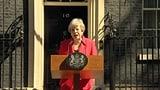 Theresa May gibt unter Tränen ihren Rücktritt bekannt (Artikel enthält Video)