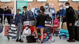 Frankreich will Coronatests am Flughafen (Artikel enthält Video)