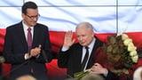 Pis-Partei bleibt stärkste Kraft in Polen (Artikel enthält Video)
