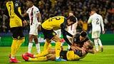 Haalands Fussballmärchen geht weiter: Dortmund schlägt PSG (Artikel enthält Video)