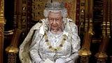 Königin Elizabeth eröffnet Parlament neu (Artikel enthält Video)