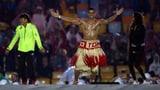 Der dritte Streich des Olympia-Exoten Pita Taufatofua (Artikel enthält Bildergalerie)