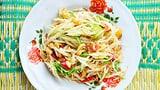 Wochenrezept 2: Grüner Papaya-Salat