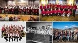 Wer wird «Beliebteste Blaskapelle der Schweiz»