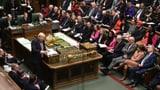 Britisches Parlament billigt endgültig Brexit-Gesetz (Artikel enthält Audio)