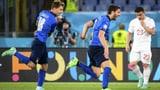 Für die Nati eine Nummer zu gross: Italien steht im Achtelfinal (Artikel enthält Video)