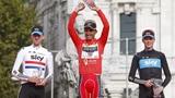 Cobo verliert Vuelta-Sieg 2011, Froome erbt