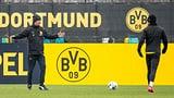 Dortmund trainiert ab Montag in Zweier-Teams