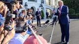 Trumps Ukraine-Gespräch sorgt für Zündstoff (Artikel enthält Video)