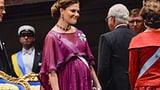 Hochschwangere Victoria: Kommt das Baby schon viel früher? (Artikel enthält Video)