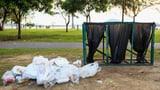 Im Aargau werden Abfallsünder neu kantonsweit gebüsst (Artikel enthält Audio)