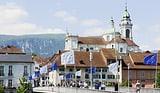 Berichtet SRF über die Solothurner Literaturtage?