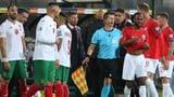 Uefa eröffnet Verfahren gegen Bulgarien (Artikel enthält Audio)