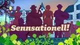 Video «Sennsationell: Im «Pfuus-Bus»» abspielen