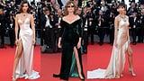 So präsentieren sich die Stars in Cannes (Artikel enthält Bildergalerie)