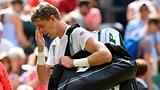 Anderson verpasst die US Open