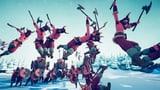 «Totally Accurate Battle Simulator»: Nicht akkurat, dafür witzig