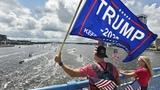 Trump schwächelt im hart umkämpften Sunshine State (Artikel enthält Video)