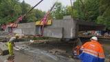 Video «Leichtbau für Schwerverkehr: Brücke aus Balsaholz» abspielen