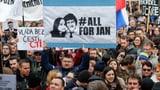 #AllForJan: Der Mord an Ján Kuciak hat die Slowakei verändert (Artikel enthält Audio)
