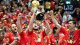 Dänemarks Handballer souverän zum 1. WM-Titel (Artikel enthält Video)
