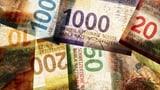 Rote Zahlen: Urner Landrat bewilligt Budget 2020  (Artikel enthält Audio)