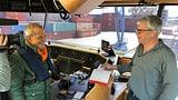 Ton Smits und das Containerschiff «Grindelwald-Mürren»