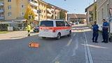 Polizistin in Winterthur angefahren und verletzt (Artikel enthält Video)