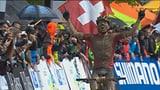 Flückiger gewinnt Schlammschlacht in Albstadt (Artikel enthält Video)
