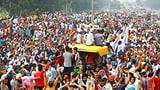 Hunderttausende indische Bauern protestieren gegen die Regierung (Artikel enthält Audio)