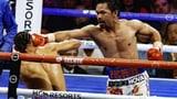Weiterer WM-Titel: Boxlegende Pacquiao schlägt erneut zu