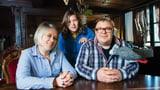 Familie Scheidegger (Artikel enthält Bildergalerie)