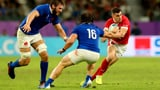 Wales mit später Wende gegen starke Franzosen (Artikel enthält Video)