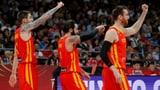 Spanien ist zum zweiten Mal Weltmeister
