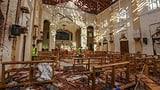 Über 200 Tote bei Explosionen in Kirchen und Luxushotels (Artikel enthält Video)