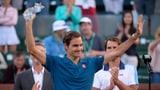 Die St. Jakobshalle soll künftig Roger-Federer-Arena heissen (Artikel enthält Audio)