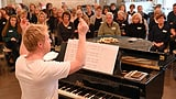 Von Aarau nach New York: Neuer Chor hat Grosses vor (Artikel enthält Audio)