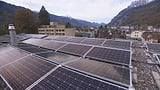 Video «Warum es mit dem Solarstrom harzt» abspielen