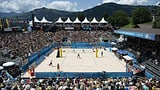 2020 kein Beachvolleyball-Turnier in Gstaad (Artikel enthält Audio)