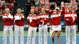 Schweizer Fed-Cup-Team trifft auf die US-Amerikanerinnen (Artikel enthält Audio)