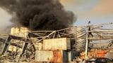 Schwere Explosion erschüttert Libanons Hauptstadt Beirut