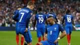 Frankreichs Steigerungslauf in den Final