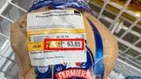 Poulet in der Schweiz massiv teurer als in Frankreich (Artikel enthält Audio)